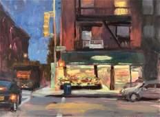 Late Night Run, Deborah Newman