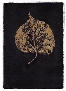 Gilded Leaf2 Susan Story
