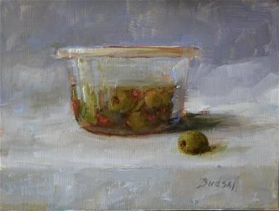Olives, Stephanie Birdsall