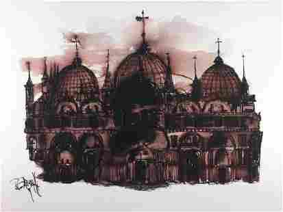Saint Marks Square Venice Rob Gregoretti