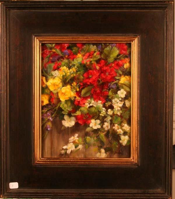 """1: """"Annie's Flowers,"""" Stephanie Birdsall"""