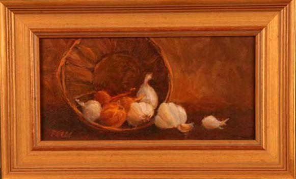 """4: """"Garlic and the Little Onions,"""" Pamela  Reese"""