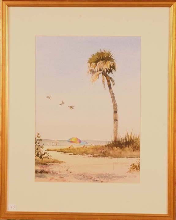 "13: ""Beach Access,"" Jack Garver"