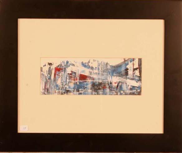 "15: ""Cityscape,"" Sonja Weir"