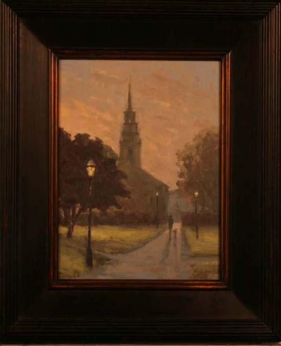 "24: ""Morning Walk,"" Jonathan McPhillips"
