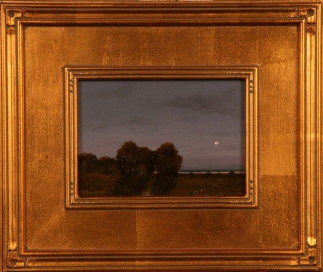 """65: """"Shoreline Moon,"""" Al Barker"""