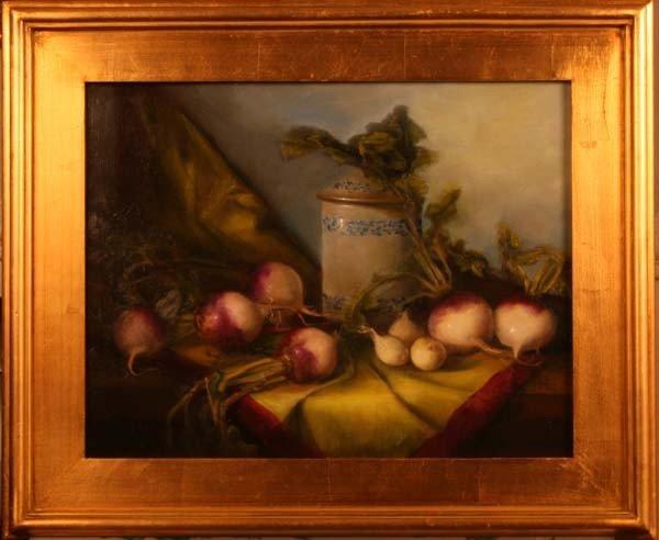 "70: ""Turnips and White Onions,"" Mireille Duchesne"