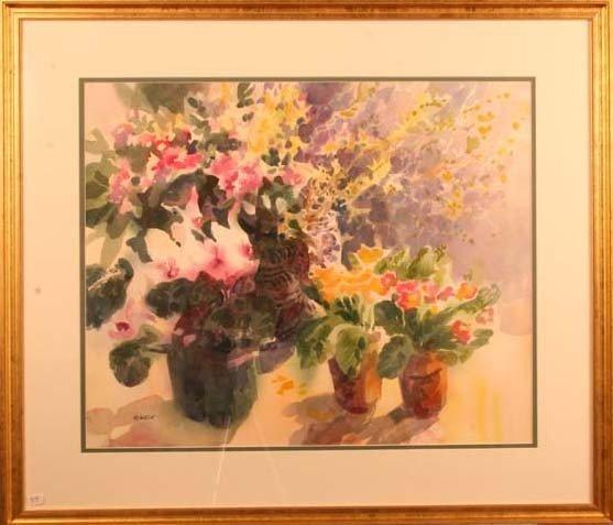 "84: ""Spring Table,"" Mary Ann Heinzen"