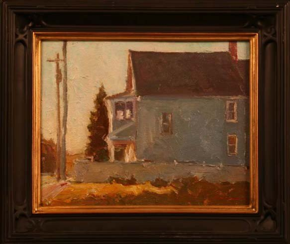 "88: ""Blue House,"" Rick Daskam"