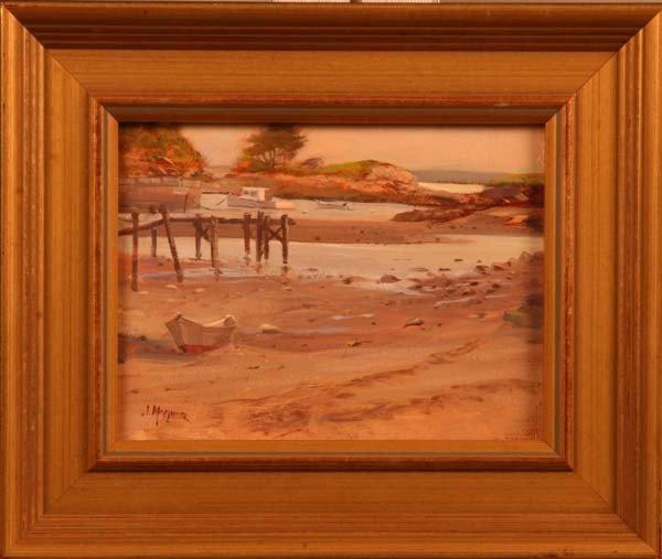 """89: """"Little Harbor,"""" James  Magner"""