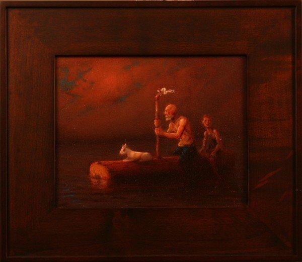 "123: ""Adrift,"" Richard  Lithgow"