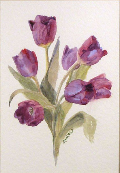 "4: ""Tulip Time"" by M.E. Whitehill"