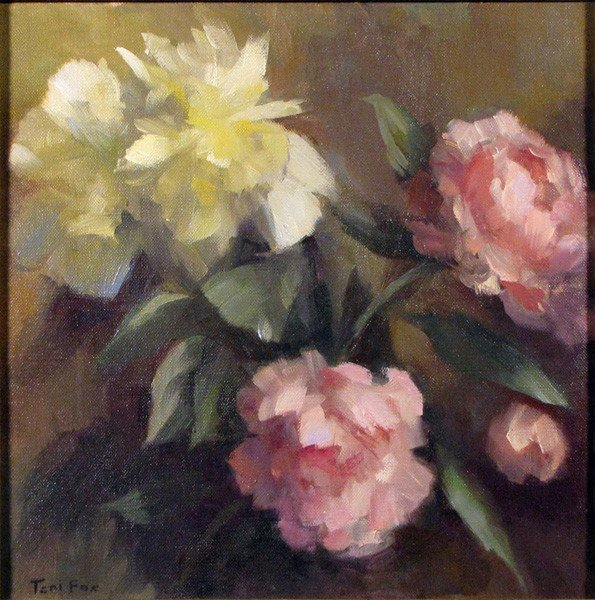 "19: ""Peonies"" by Toni Fox"