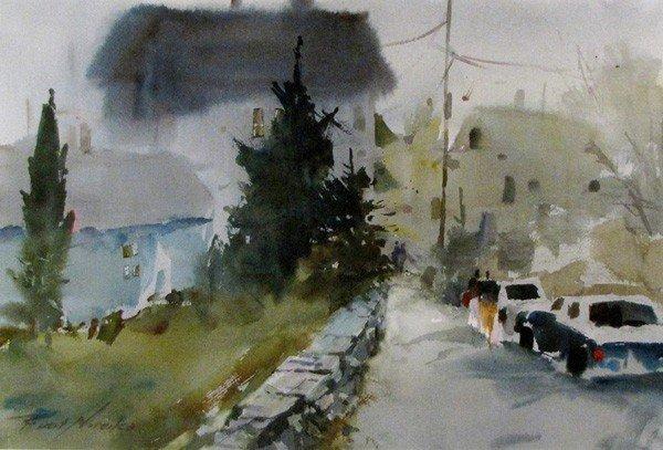 "72: ""Grey St."" by Robert Noreika"