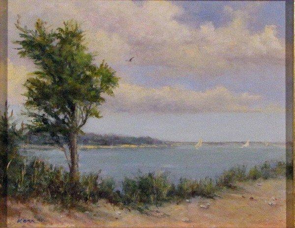 "74: ""Summer Sail"" by Marla  Korr"