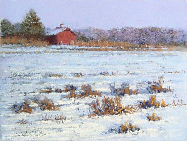 "76: ""Jamesport Afternoon"" by Jane McGraw-Teubner"