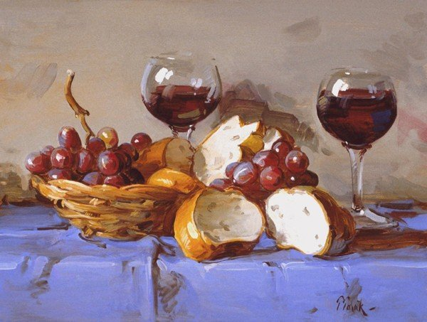 "79: ""Bread and Wine"" by Thomas Torak"