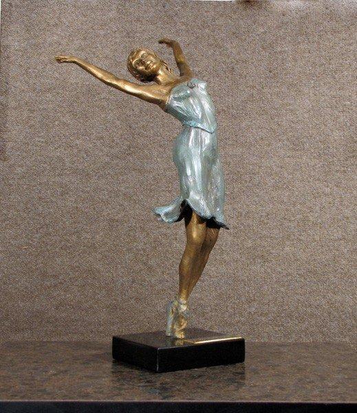 """125: """"The Little Ballerina"""" by Mira Welnowska"""