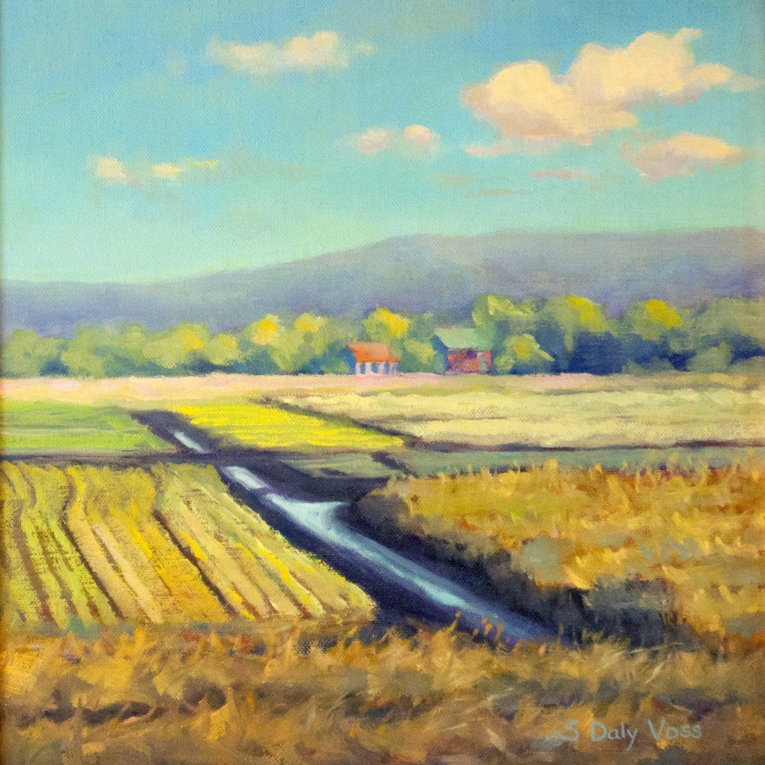 """21: """"Spring in the Black Dirt,"""" Susan Daly Voss"""