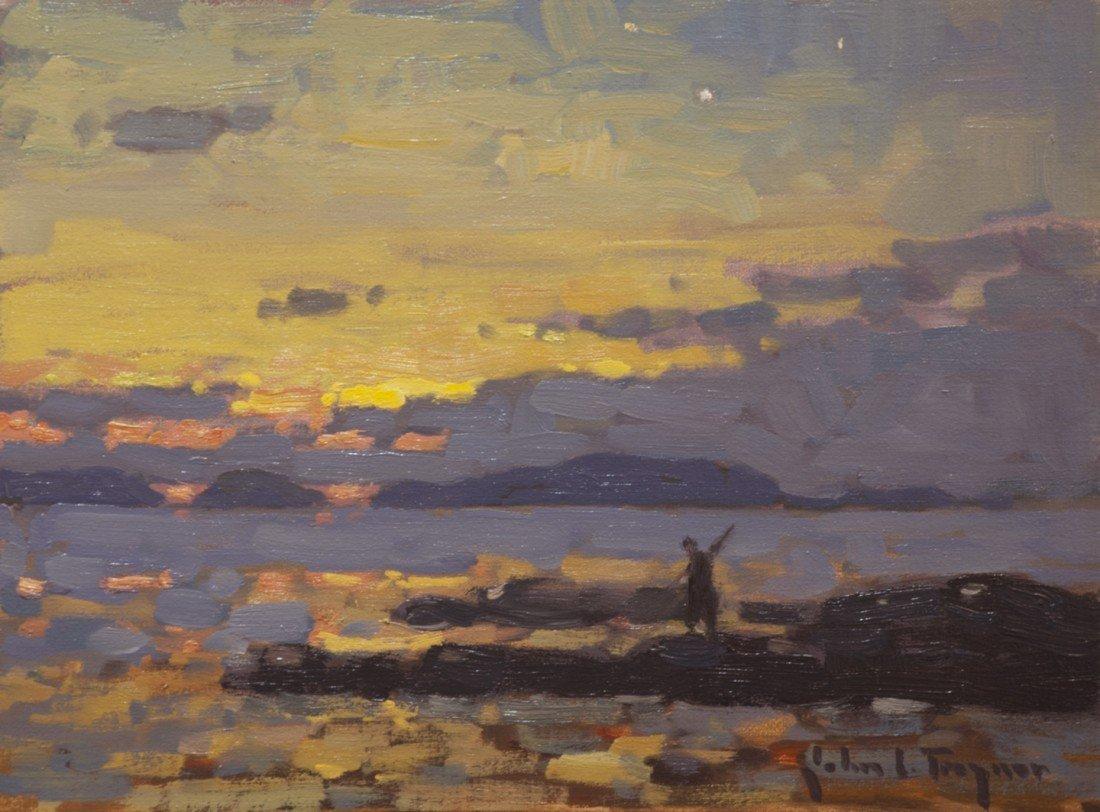 """76: """"Morning Stars,"""" John C. Traynor"""