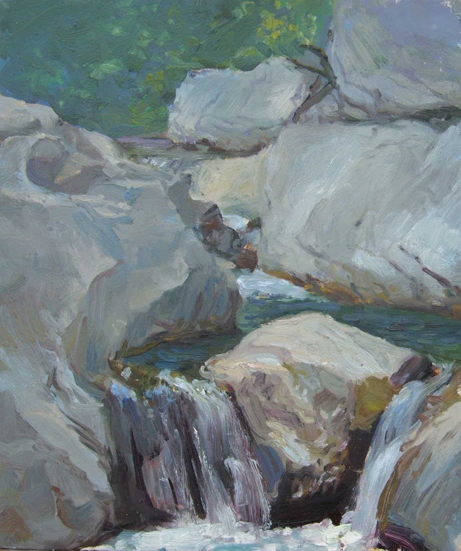 "85: ""Warren Falls II,"" James Keul"