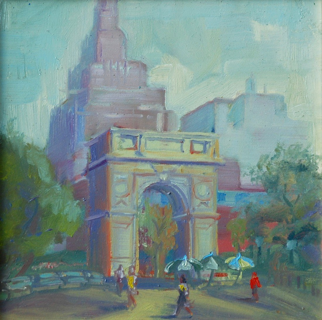 "91: ""Washington Square,"" Janet Cook"
