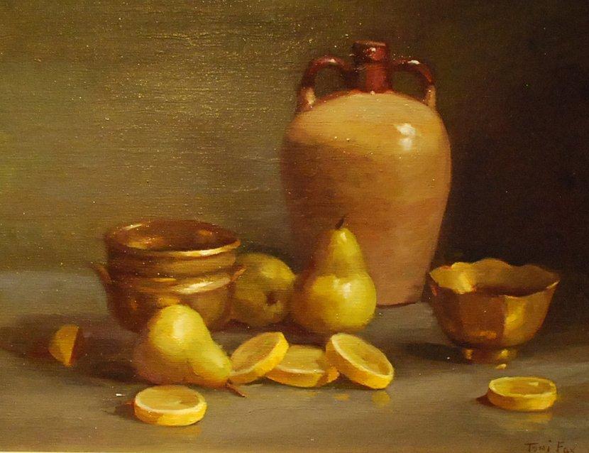"150: ""Still life in Lemon Slices"", Toni Fox"