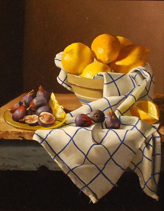 "153: ""Meyer Lemons & Fresh Figs"", Claudia Seymour"