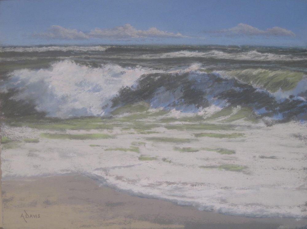 """154: """"Coastal Serenity"""", Anthony Davis"""