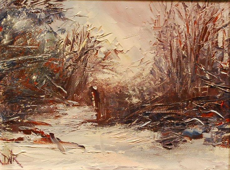 """157: """"The Winter Path"""", Domine Vescera-Ragosta"""
