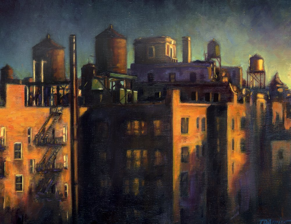 """158: """"Daybreak on the Upper West Side"""", Tony D'Amico"""
