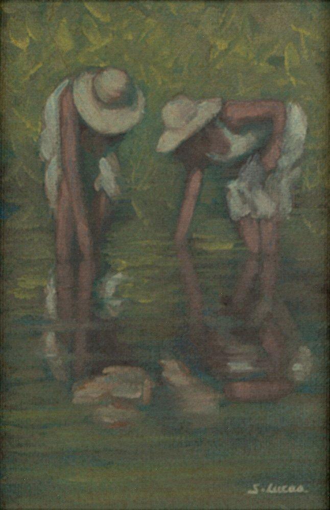 """160: """"Ladies in Wading"""", Sarah Stifler-Lucas"""