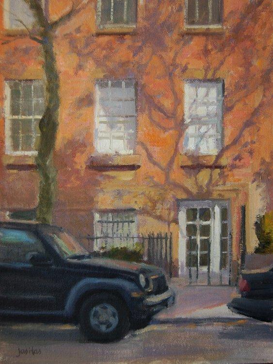 """12th Street Shadow Dance"", Susan Jositas,"