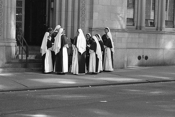 """""""Singing Nuns"""", Nicholas Maffei,"""