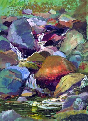 """Rocky Tumble"", Holly Meeker Rom,"