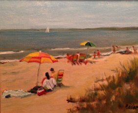 """Beach Day"", Karen  Cashman,"