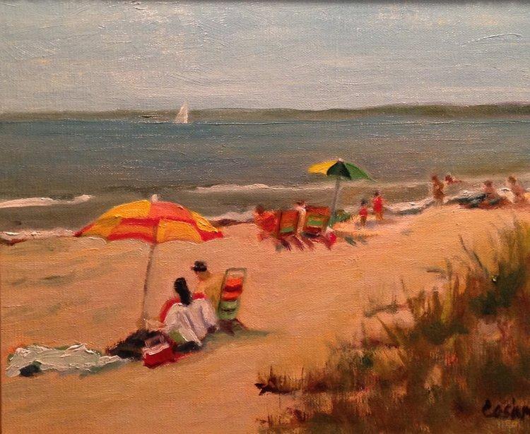 """Beach Day"", Karen  Cashman,"