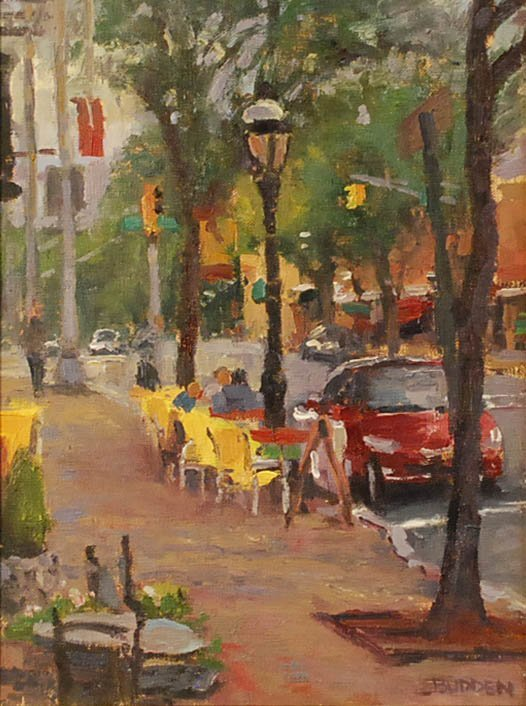 """""""In The City"""", Michael Budden"""