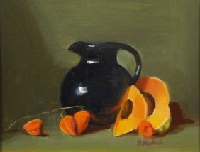 """Dark Pitcher"", Gloria Shepherd"