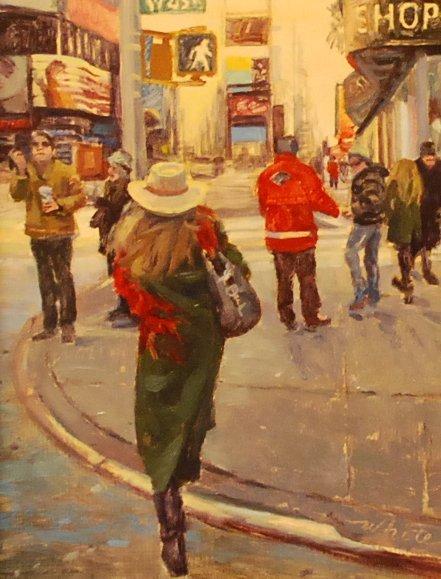 """Urban Cowgirl"", Jacqueline White"