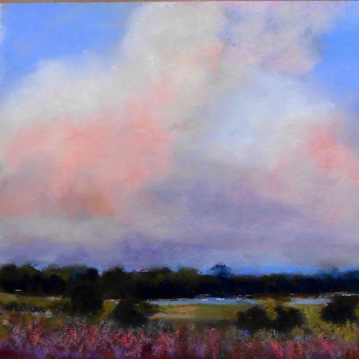 """""""Spring Marshscape"""", Eve Miller,"""