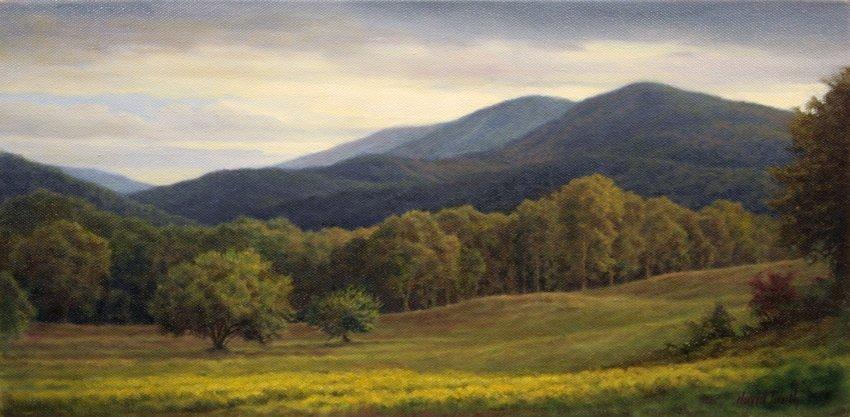 """Passing Clouds"", David Heath,"