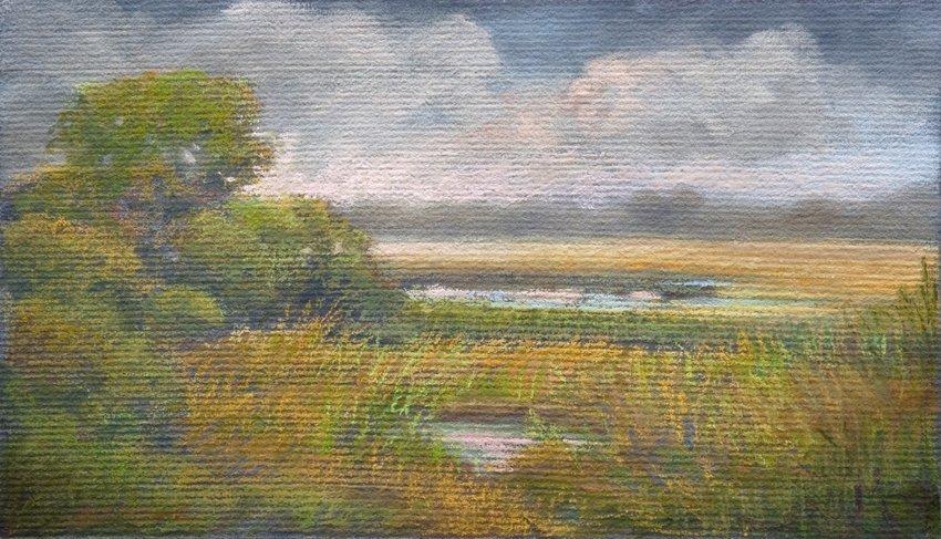 """Sherwood Island Storm"", Jan Blencowe,"