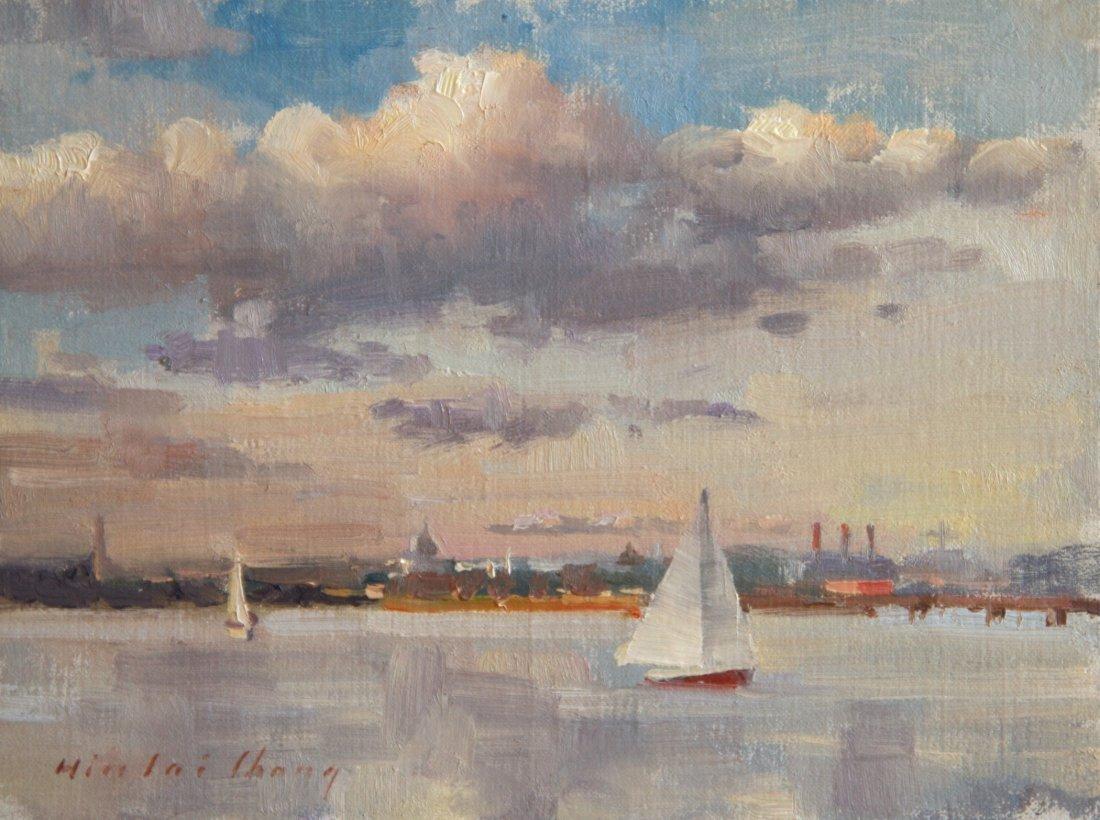 """River Sailing"", Hiu Lai Chong"