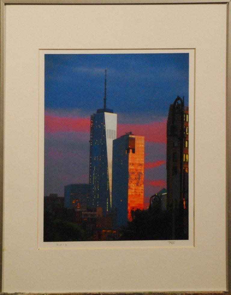 """1 WTC"", T. Neal Flournoy"