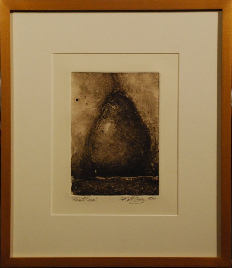 """""""Giant Pear"""", Bill  Creevy"""