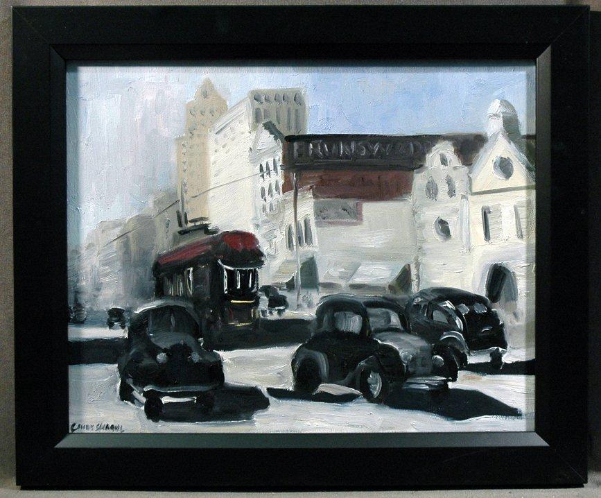 """New York 1932"", Cindy Shaoul"