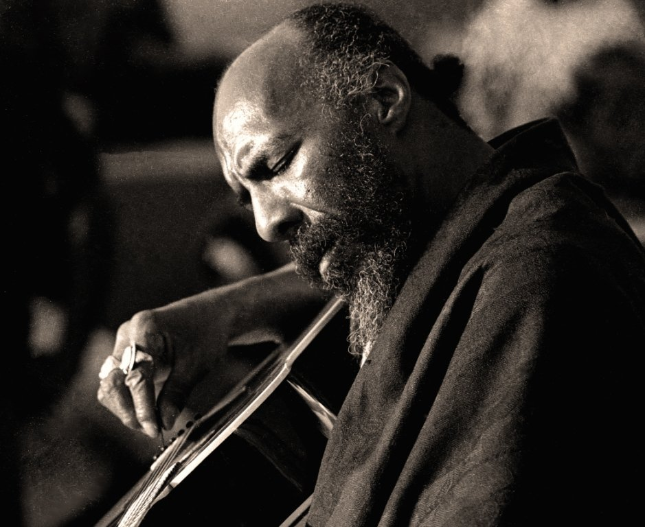 """Richie Havens Singing for Peace"", Anthony Almeida"