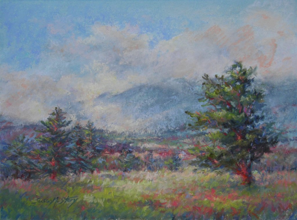 """Catskill Morning"", Susan M. Story"