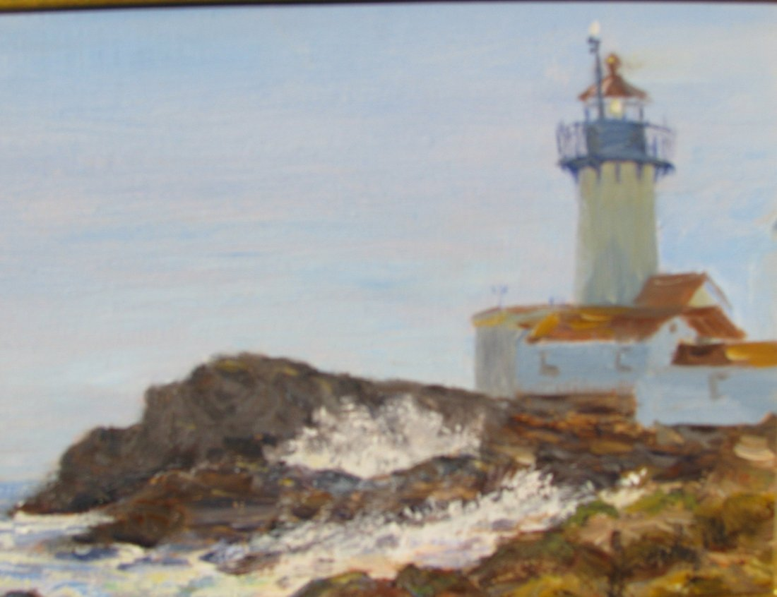 """Gloucester Light"", Carolyn Jundzilo"